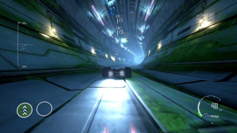 Test GRIP - tunnel
