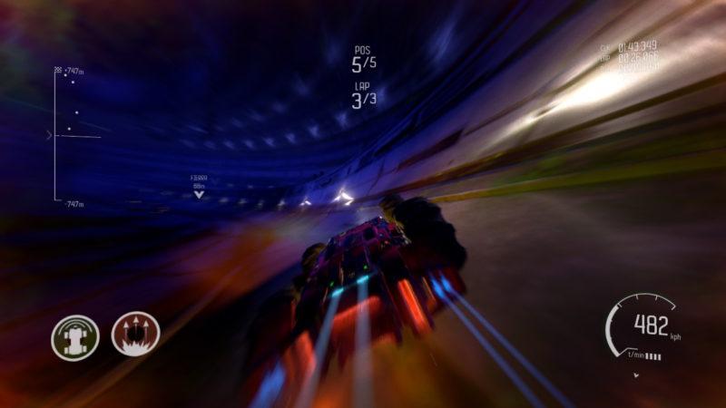 Test GRIP - super vitesse