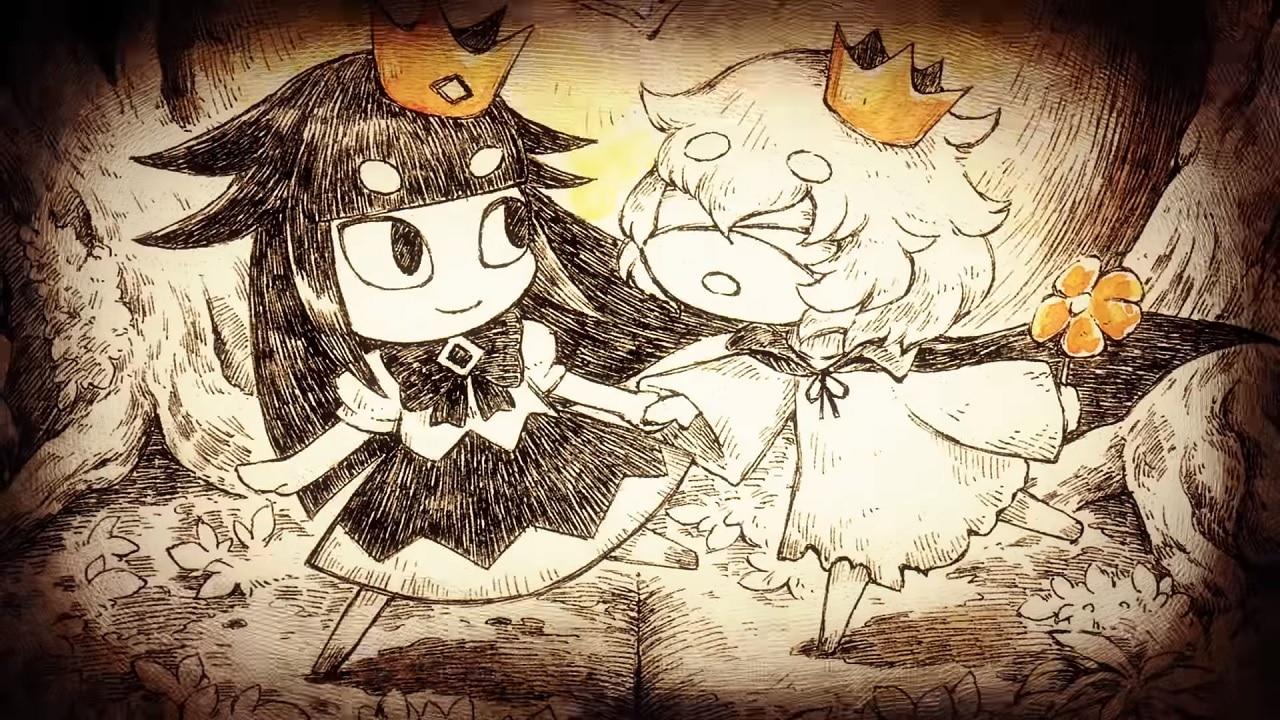 The Liar Princess and the Blind Prince - Artwork kawaii