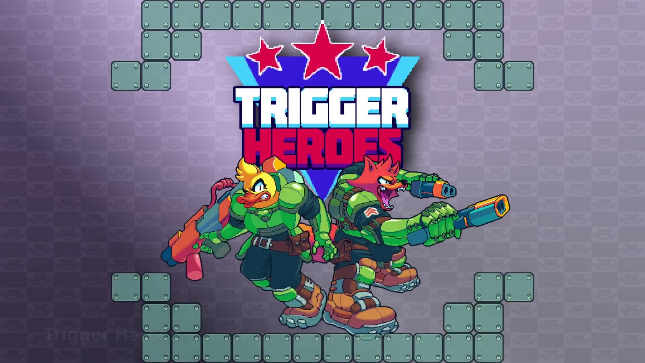 Trigger Heroes logo