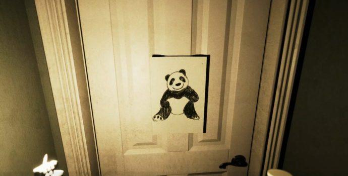 visage preview dessin panda