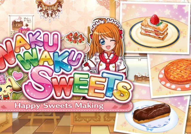 Waku Waku Sweets bannière