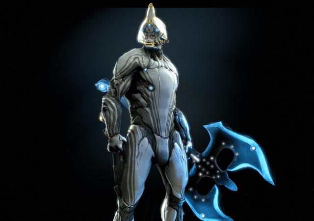 Warframe - Excalibur Prime