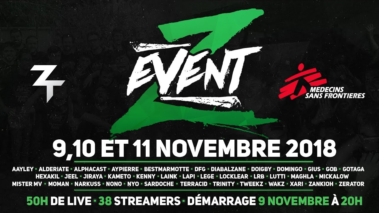 Z Event - Informations