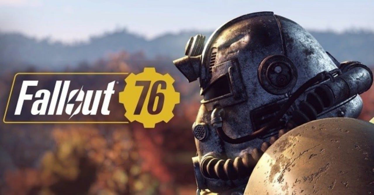 Fallout 76 power armor