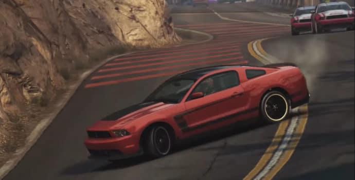 GRID Autosport - course voitures