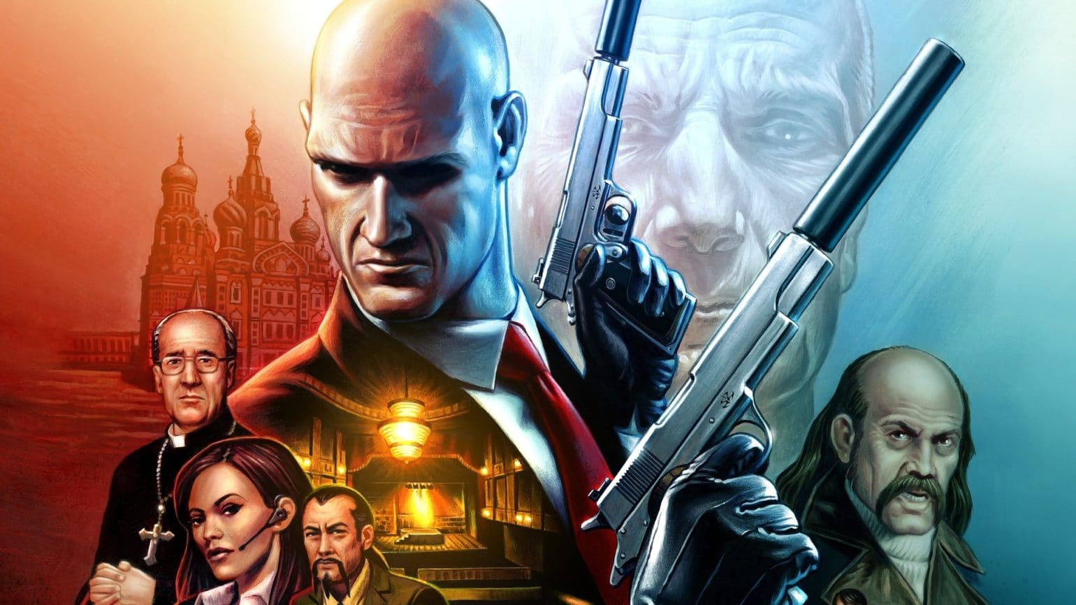 hitman remaster hd