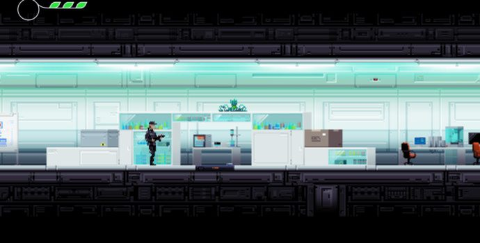 Paradise Lost: First Contact bureaux