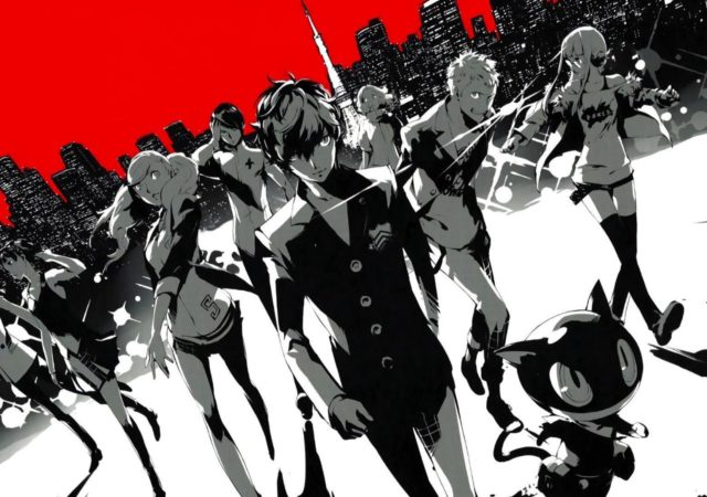 LightninGamer Persona 5 Cover