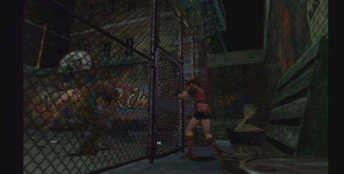 resident evil 2 jeu de légende raccoon city claire zombies rue