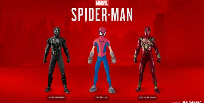 spider-man turf wars costumes dlc