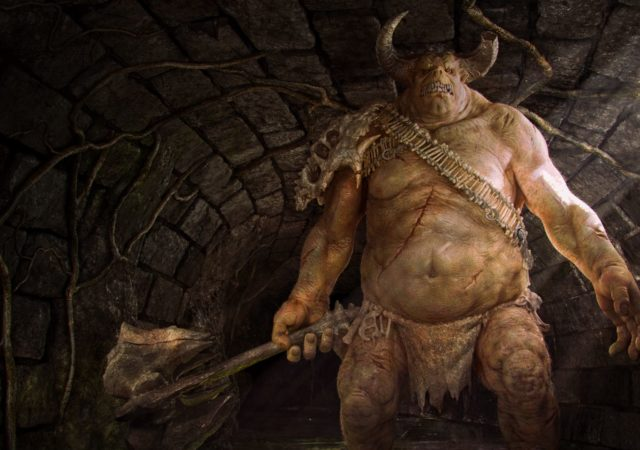 the bard's tale iv monstre