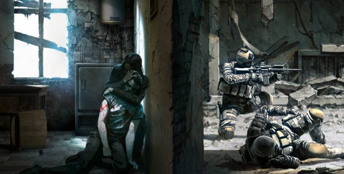 This War of Mine conflit urbain