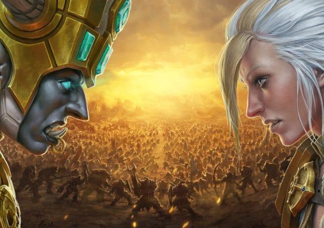 world of warcraft flots de la vengeance confrontation