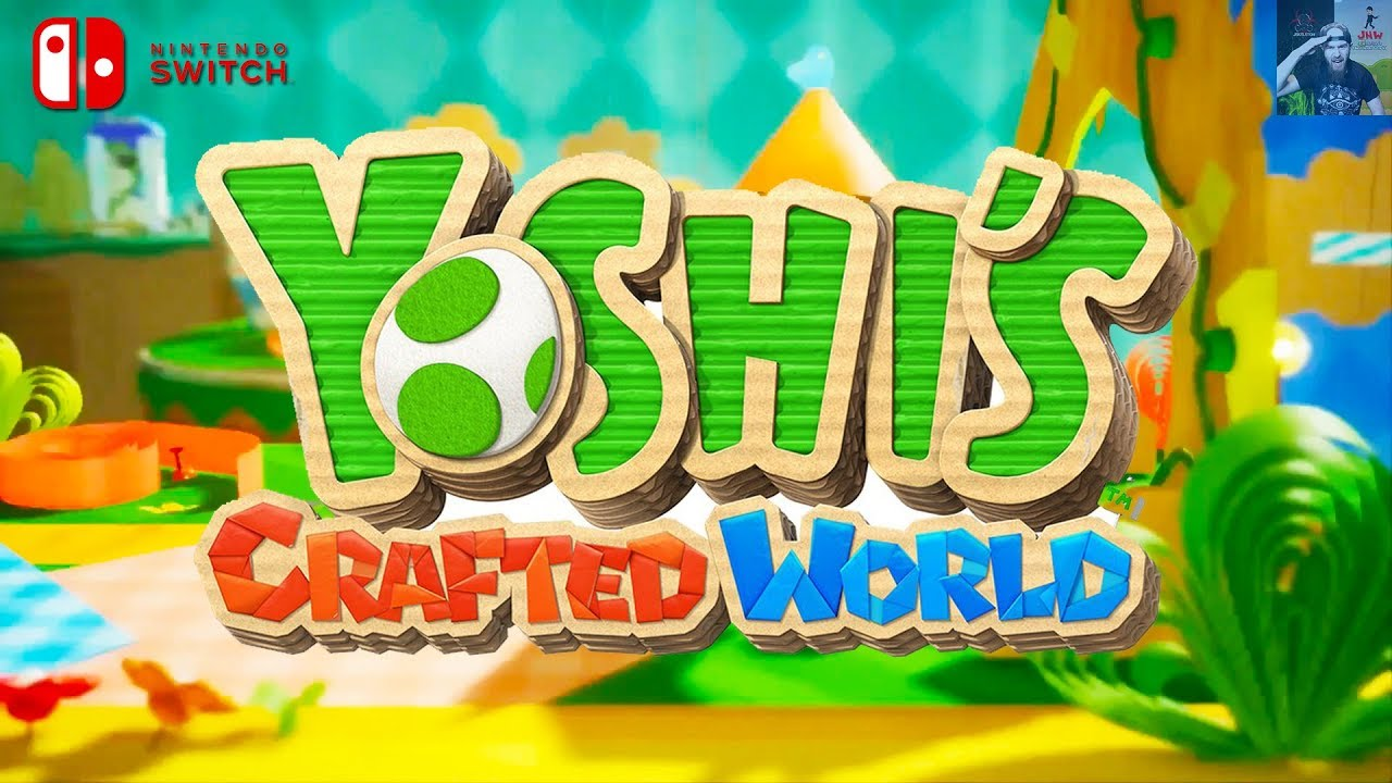 yoshi's crafted world logo
