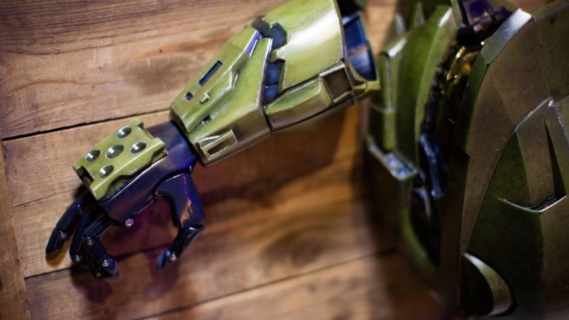 prothèse Halo Microsoft Limbitless