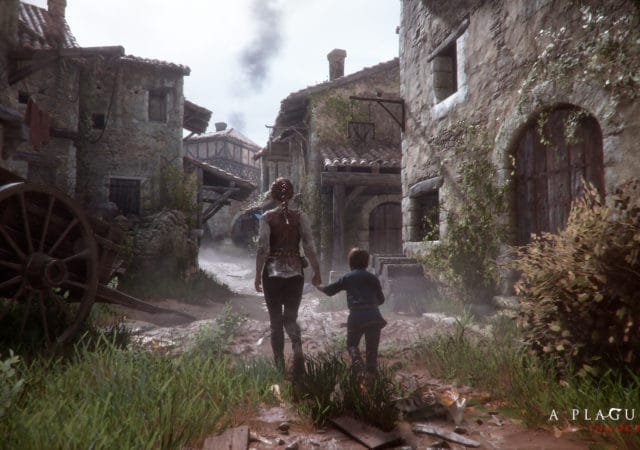 A Plague Tale: Innocence Amicia et Hugo