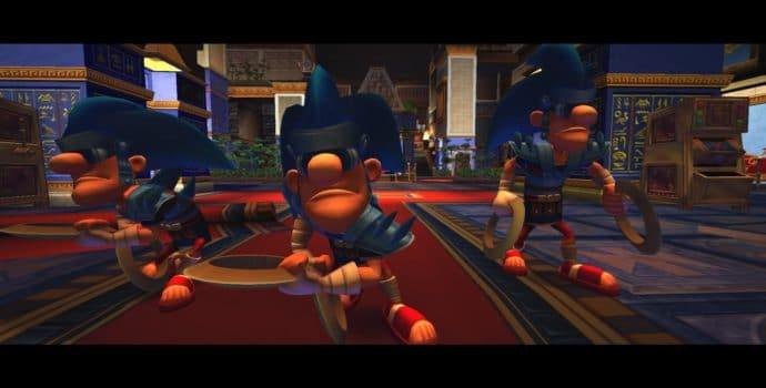 Astérix et Obélix XXL 2 centurion Sonic