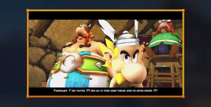 Astérix et Obélix XXL 2 Astérix, Obélix et Abraracourcix