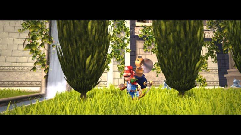 Astérix et Obélix XXL 2 Centurion Mario