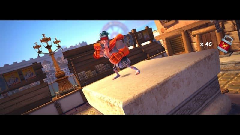 Astérix et Obélix XXL 2 centurion Ryu