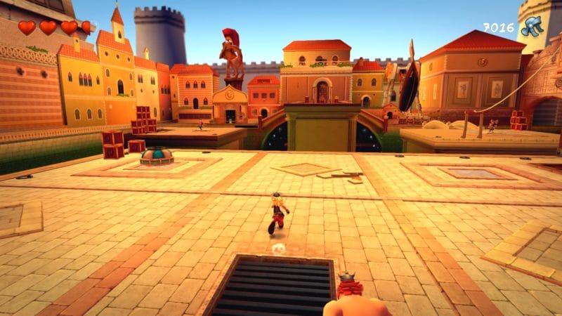 Astérix et Obélix XXL 2 peite Venetia