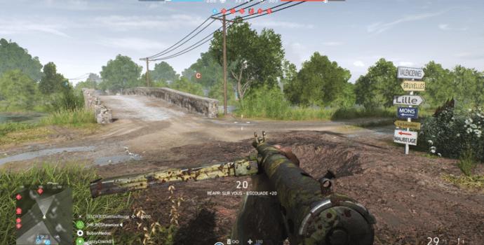 Battlefield V - En route vers la braderie