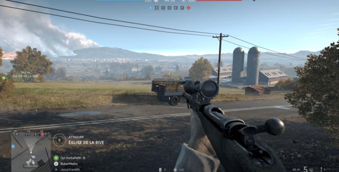 Battlefield V Panorama sur Panzerstorm