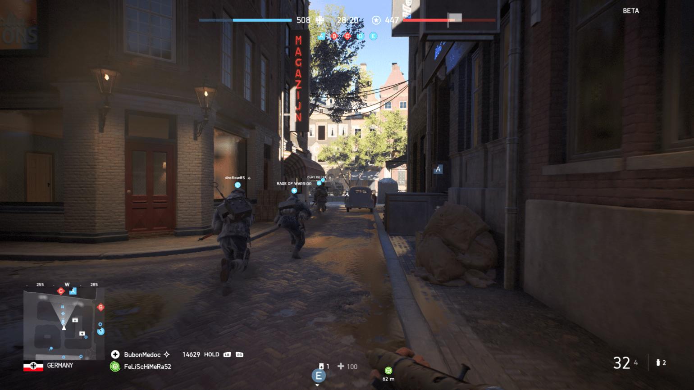 Battlefield V - Rue de Rotterdam