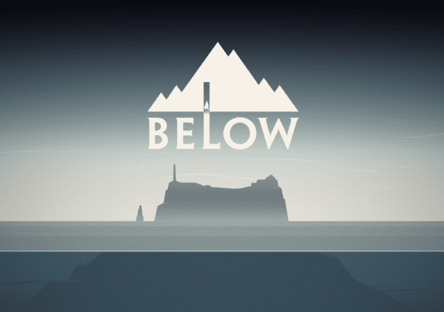 Below key art