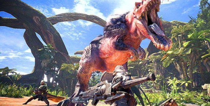 Monster Hunter World combat bilan 2018