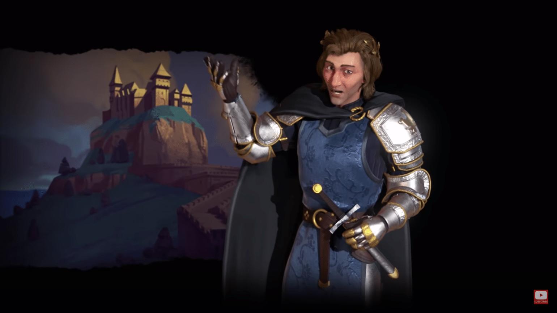Civilization VI - Matthias 1er de Hongrie