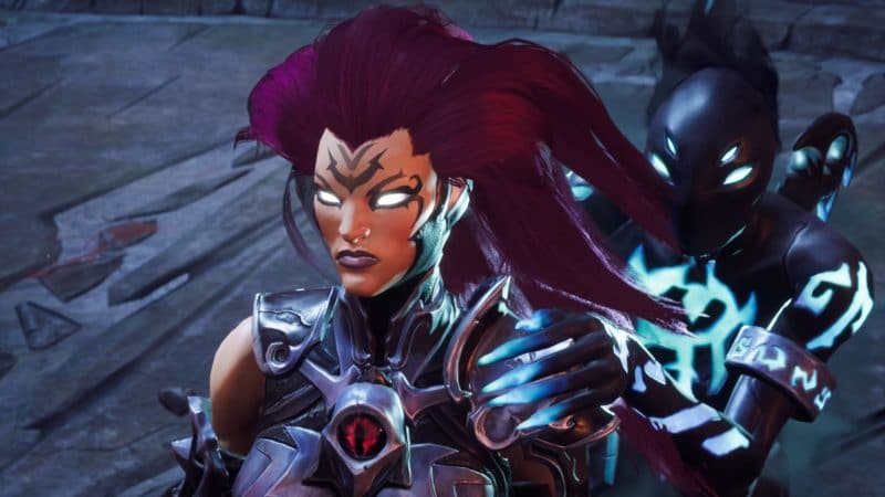 Darksiders 3 test Fury guetteuse