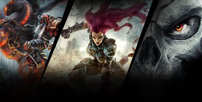Darksiders 3 test trio