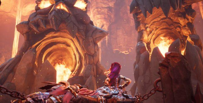 Darksiders 3 test Fury Conseil Ardent