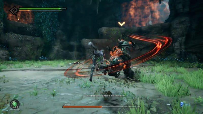 darksiders 3 test colère fight