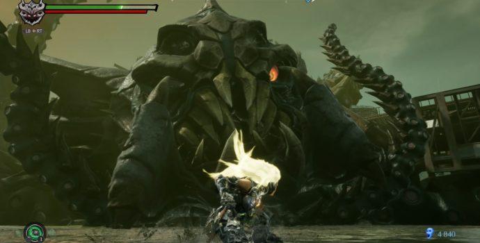darksiders 3 test gourmandise first fight