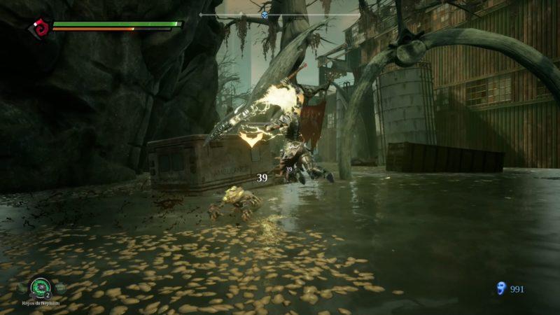darksiders 3 fury fight