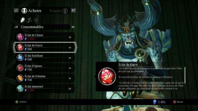 darksiders 3 Vulgrim shop