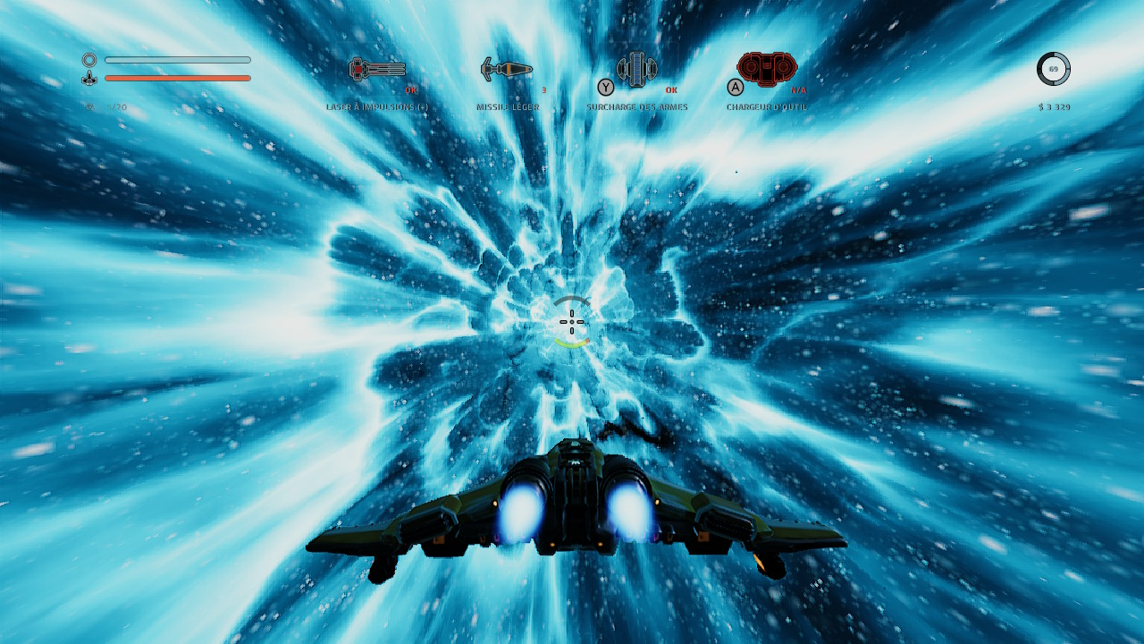 Everspace - Stellar Edition - voyage supra-luminique