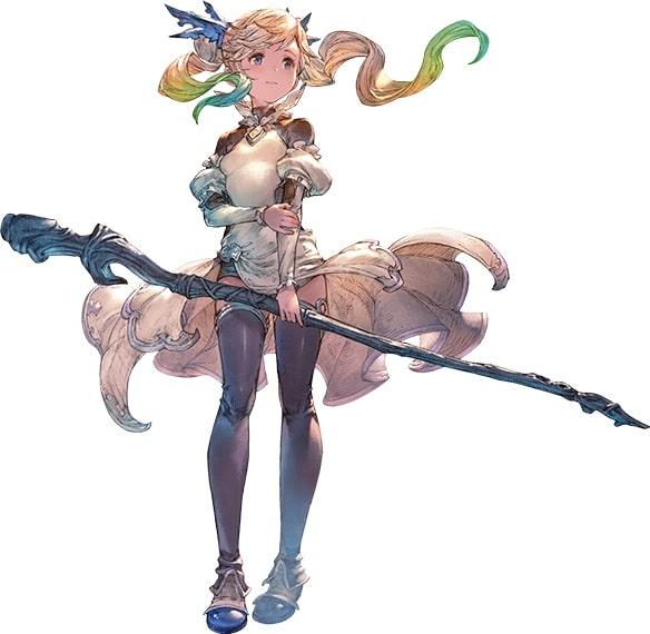 Granblue Fantasy Relink - Présentation Io
