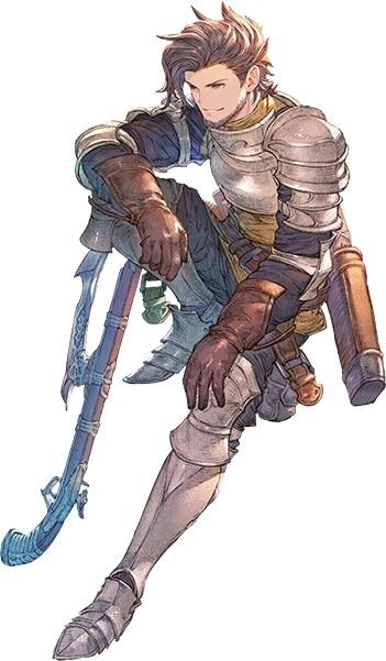 Granblue Fantasy Relink - Présentation Rackam