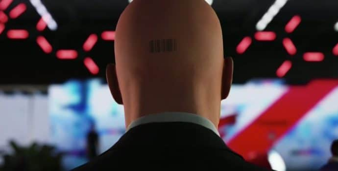 hitman 2 test code barre