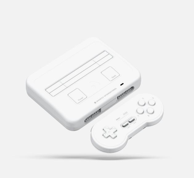 Anologue x Ghostly, un clone luxueux de Super Nintendo