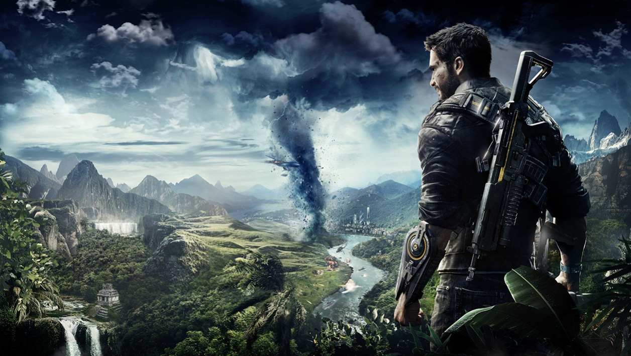 Just Cause 4 Rico tornade