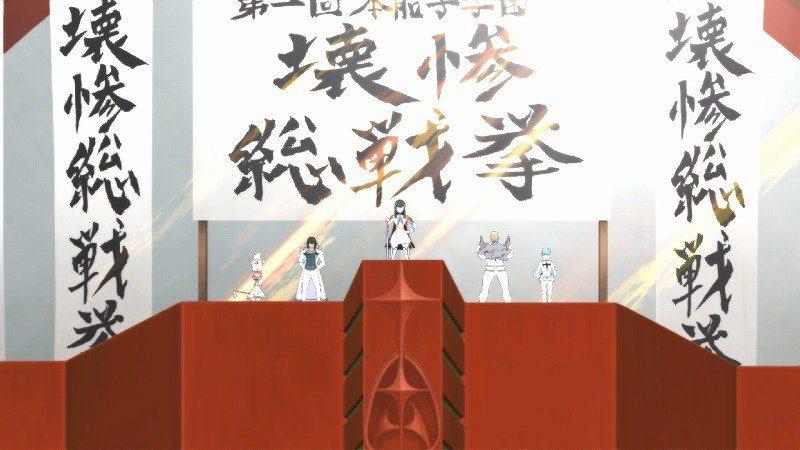 Satsuki academie kill la kill