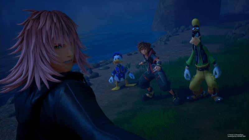Kingdom Hearts 3 nouvelles images