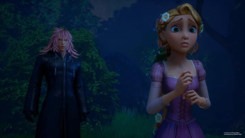 Kingdom Hearts 3 nouvelles images dans le monde de Raiponce (2)