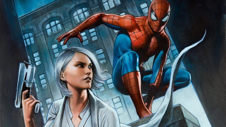 Marvel's Spider-Man Spidey et Silver Sable