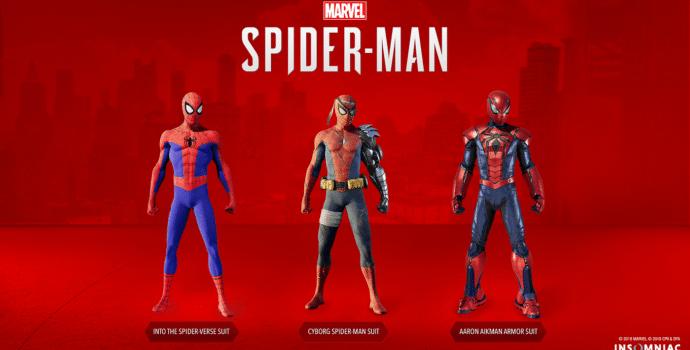 """Marvel's Spider-Man nouvelles tenues """"Le retour de Silver Sable"""""""